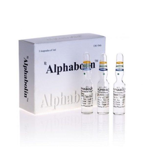 Köpa Alphabolin (ampoules) online